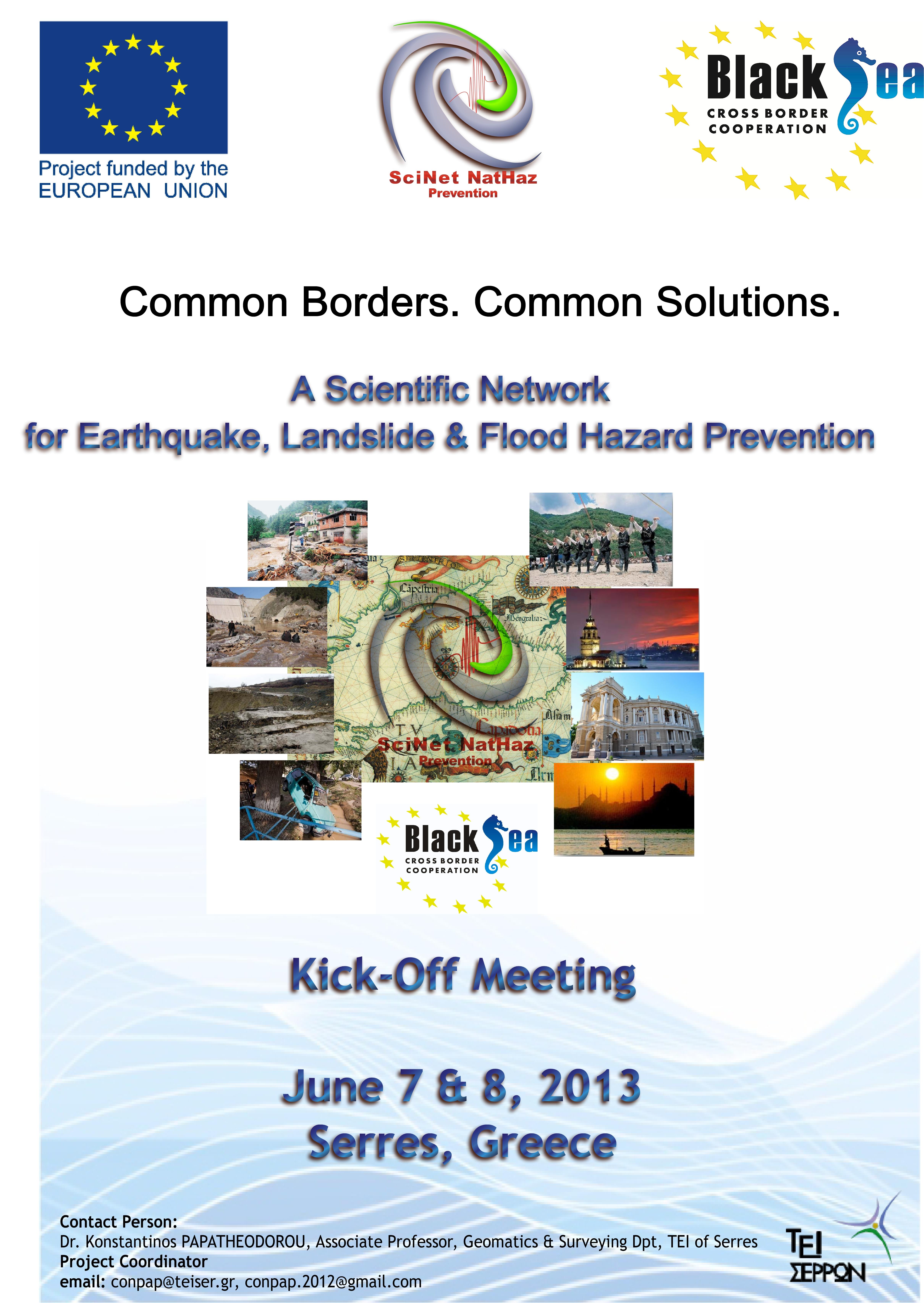 KickOff Meeting-Poster