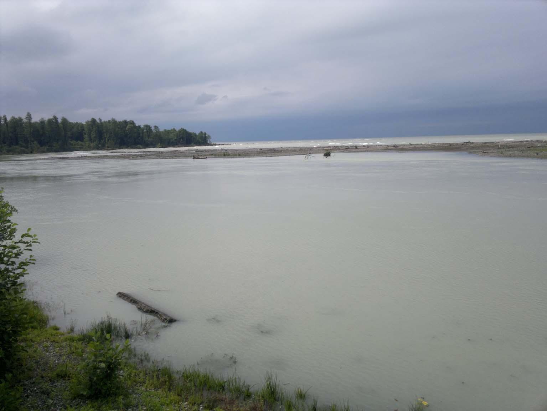 Pollution Determination at Black Sea Shore  in Poti and Poti adjacent territory, Georgia 1