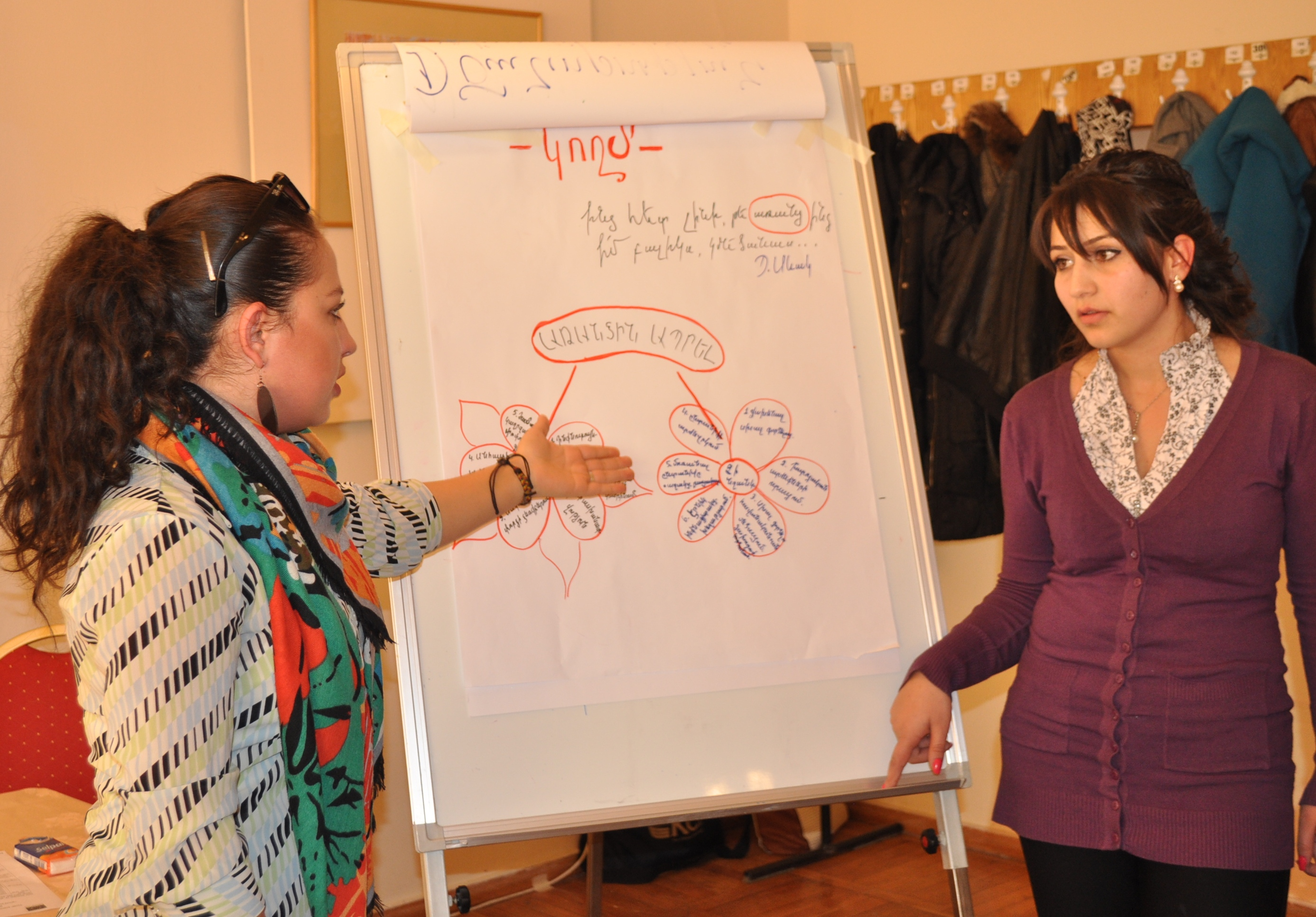 Youth trainings on Debating and Argumentation (2)